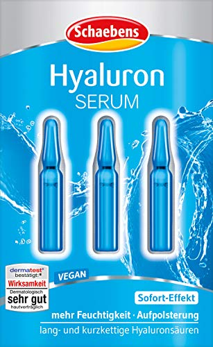 Schaebens Hyaluron Serum (3x 3ml)
