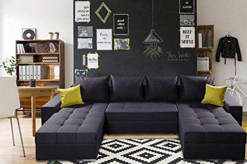 Ecksofa Couch –  günstig Collection AB Jockey  Stoff kaufen  Bild 1*