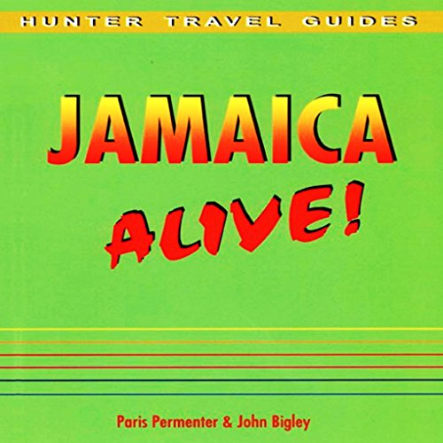 Jamaica Alive Guide cover art