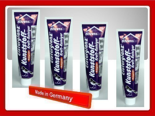 4x Elsterglanz Kunstoffpflege (EUR 4,34 / 100 ml)