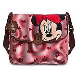 BabyMel Sac à Langer Design Disney Minnie Mouse avec tapis à langer