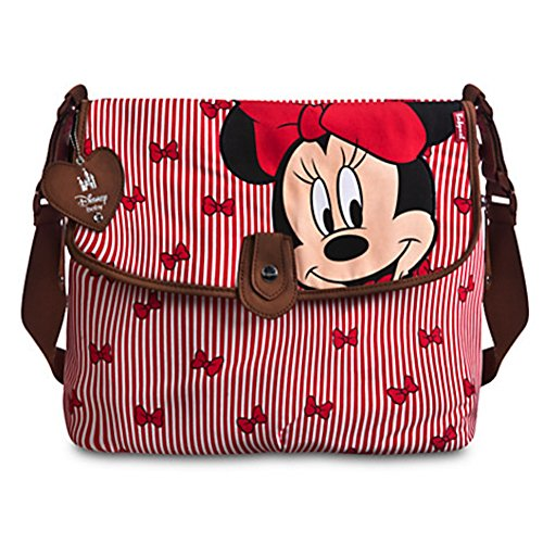 Minnie Mouse Diaper Bag w/ Changing Pad by BabyMel