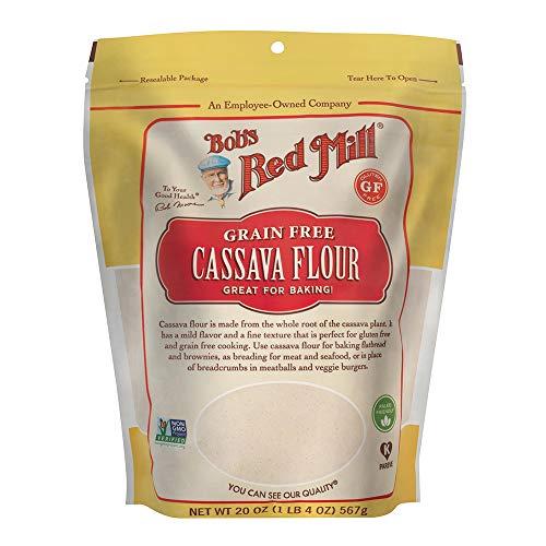 Bobs Red Mill Cassava Flour - 20 ounces