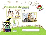 Proyecto Palomitas de Maíz. Educación Infantil. 4 Años. Primer Trimestre, Incluye DVD