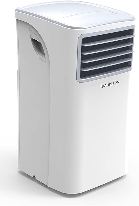 Climatizzatore portatile classe a bianco ariston mobis 8.000 btu 3381430