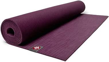 Manduka Unisex Adult Cushioned Eko Lite Yoga Mat - Acai, Large