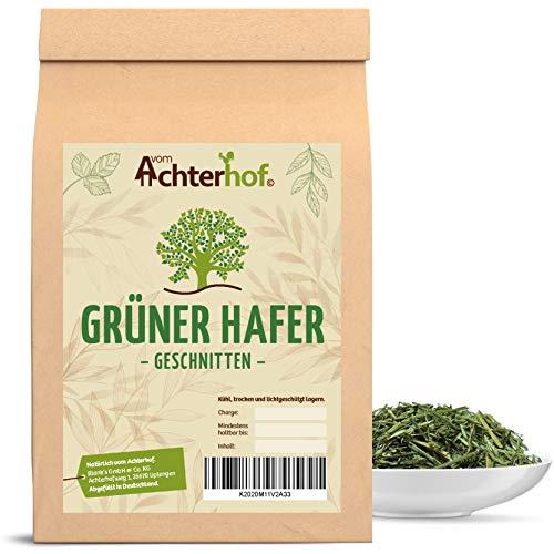 100g Grüner Hafer-Tee geschnitten - Natürlich vom Achterhof