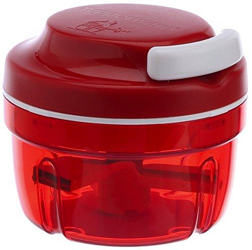 Tupperware Chop 'N Prep Chef in Salt Water Pink/Red