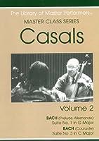 Casals Master Class Series Vol. 2 (DVD-R)