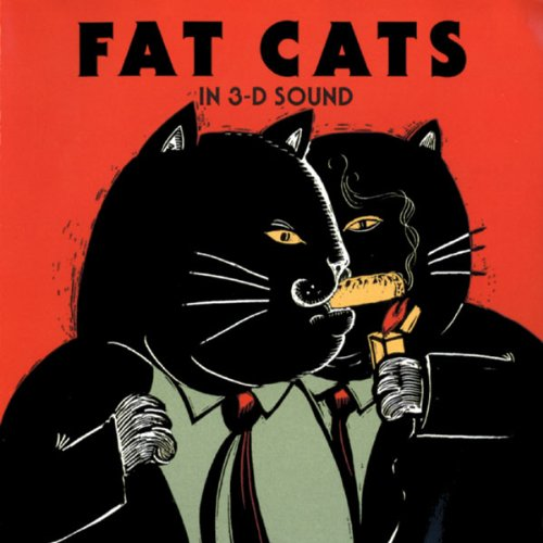 Fat Cats audiobook cover art