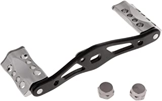 Homyl Aluminum Alloy Fishing Reel Knob Power Handle Grip Baitcasting Reel Tackle