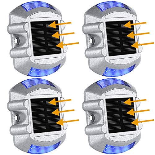 Best Solar Dock Lights ledmo