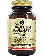 Solgar Chromium Picolinate (Krom Pikolinat) 90 Kapsül