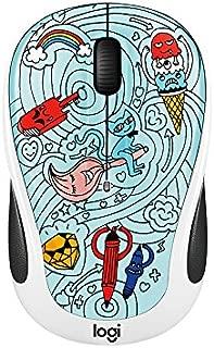 Logitech 910-005027 M325C Wireless Mouse-BAE-BEE Blue