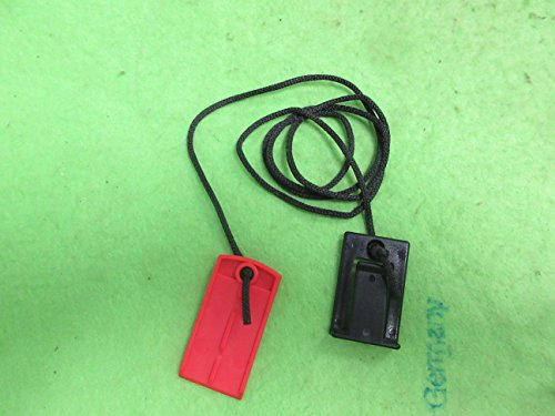 1' Safety Key for Proform and Weslo Treadmills Part Number 119038 and 119039