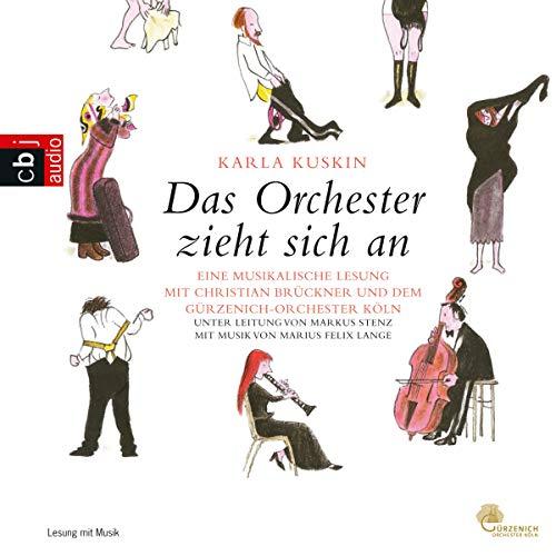Das Orchester zieht sich an Titelbild
