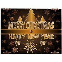クリスマス用ランチョンマット-クリスマスをモチーフにしたランチョンマット-キッチンとダイニングルーム用のランチョンマット-プレースマット,E