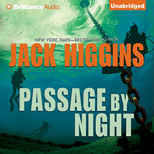 Passage by Night audiobook cover art