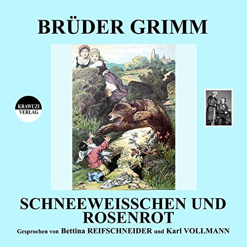 Schneeweißchen und Rosenrot audiobook cover art