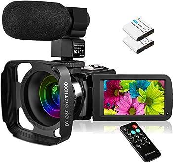 Welcam 1080p SDHC/SD Camcorder