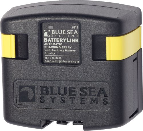 AUTO CHARGE RELAY 120A 12/24V
