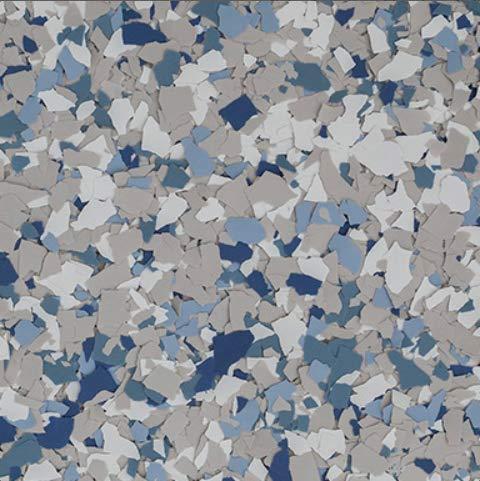 25 LB Box Epoxy Flake - Stone wash (B-708)