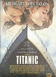 Celine Dion: My Heart Will Go On (Love Theme From Titanic). Partitions pour Piano, Voix