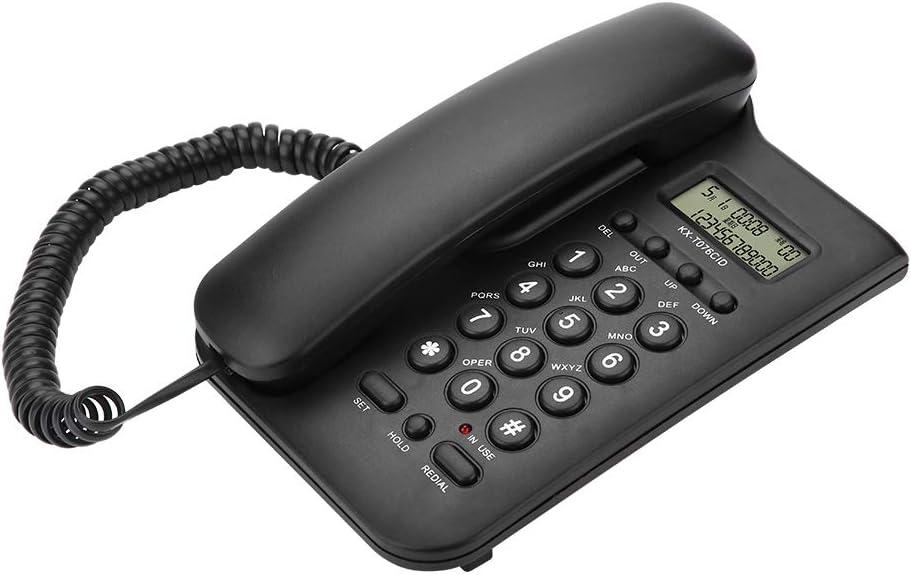 Corded Telephone FSK Special sale item DTMF Dual Lindline 25% OFF T System Desktop