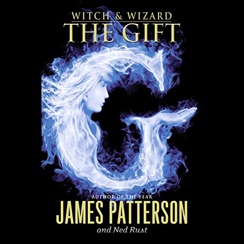 Witch & Wizard: The Gift cover art