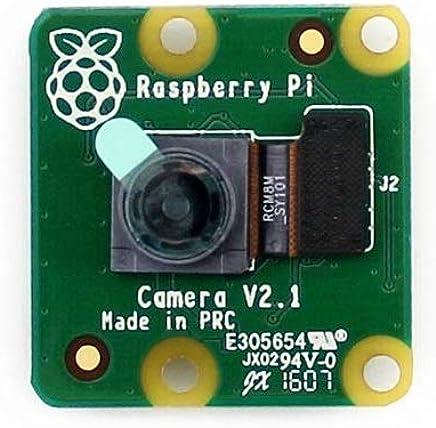 Official Raspberry Pi Camera Module V2, RPi Camera V2 8MP IMX219 Sensor Supports 1080p30 for all revisions of The Raspebrry Pi And Jetson Nano - Trova i prezzi più bassi