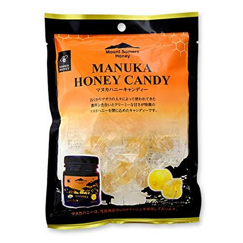 日新蜂蜜 マヌカハニーキャンディー 100g×2袋