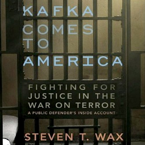 Kafka Comes to America cover art