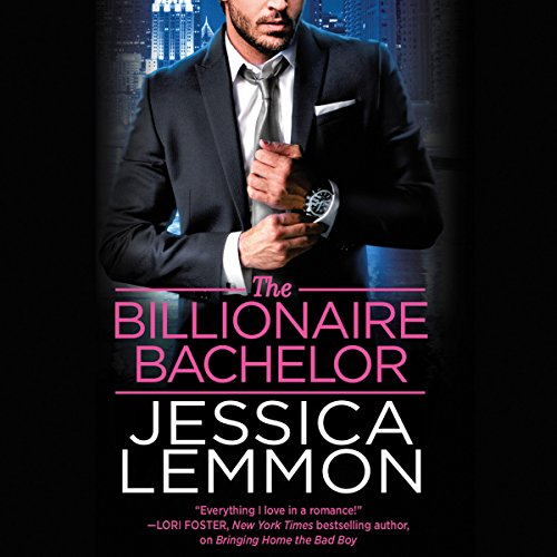 Couverture de The Billionaire Bachelor