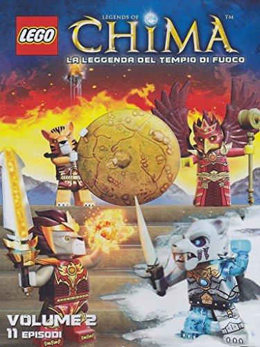 Lego - Legends of ChimaStagione02Volume02 [Italia] [DVD]