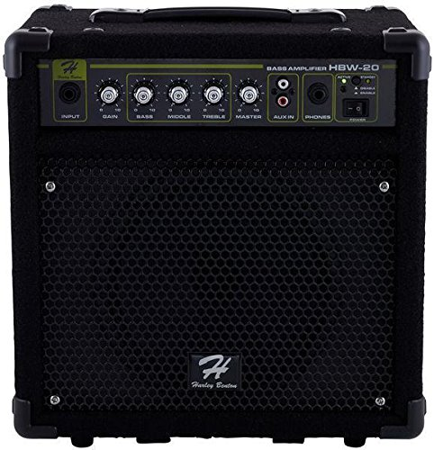 Harley Benton Bass Amplifier HBW de 20