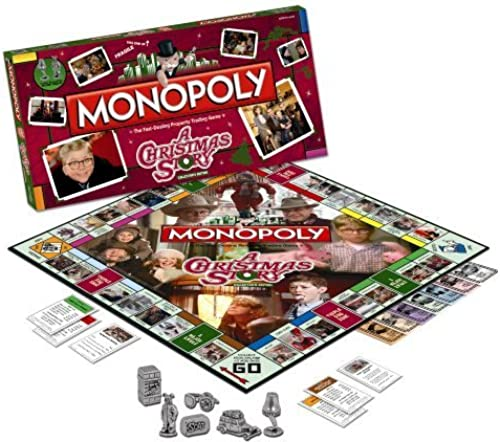 Monopoly  A Christmas Story Collector's Edition by Monopoly