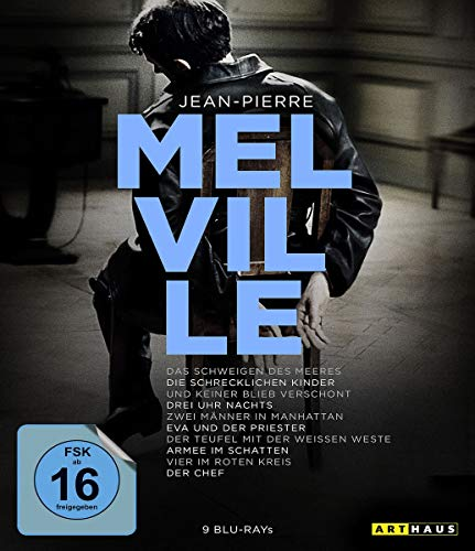 Jean-Pierre Melville/100th Anniversary Edition [Blu-Ray] [Import]