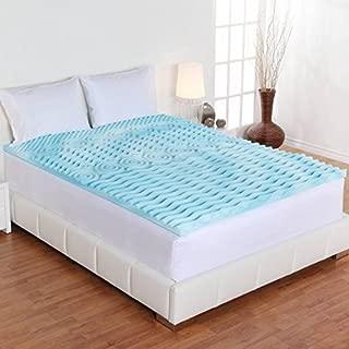comfort rx gel foam 2 topper