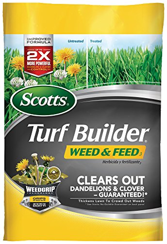 Scotts Turf Builder Weed & Feed Fertilizer