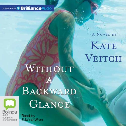 Without a Backward Glance audiobook cover art