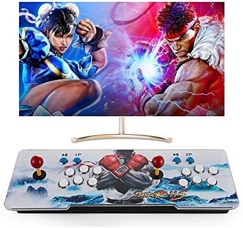 3399 Games in 1 3D 2D Classic Pandora Box 11s Double Sided Retro Arcade Console 1280x720 Full product image