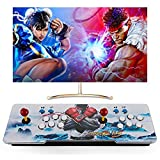 3399 Games in 1 3D & 2D Classic Pandora Box 11s Double Sided Retro Arcade Console 1280x720 Full HD Video Game with HDMI, VGA, USB, TV, PC Support.