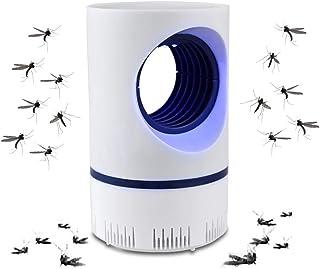 yqs Lámpara de Mosquito Lámpara Anti-Mosquitos UV Lámpara Anti-Mosquitos USB Lámpara Anti-Mosquitos Lámpara Anti-Mosquitos Zapper Repelente