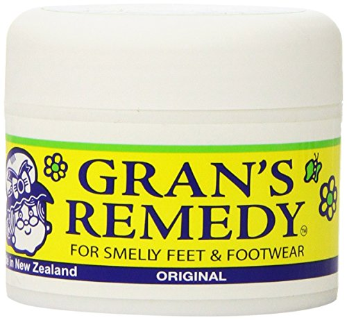 Gran's Remedy. Foot Care for Smelly Feet and Footwear