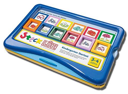 SteckLÜK: LÜK SteckStartset Kindergarten 8200: Kindergarten / Kindergarten Set (SteckLÜK: Kindergarten)