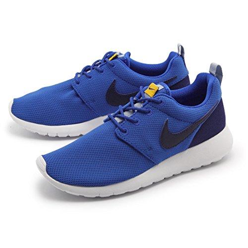 Nike Roshe One Gs Kinderschuhe, BLU - BLU, 4,5Y