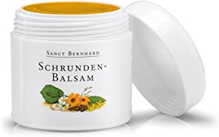 Sanct Bernhard Schrunden-Balsam mit Ringelblume, Kamille, Hamamelis, Johanniskraut, Vitamin E 100 ml
