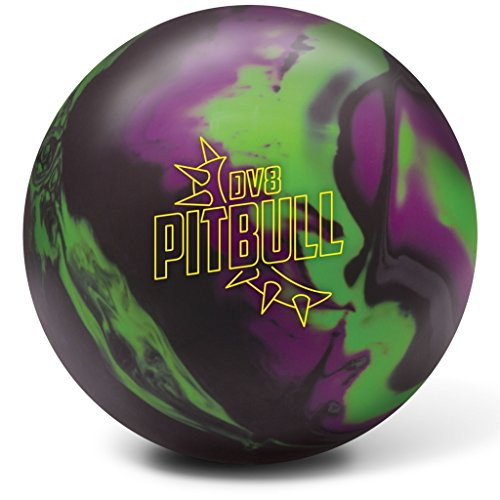 DV8 Pitbull Bowling Ball