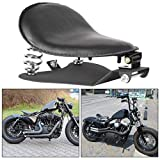 ECOTRIC 3' Driver Soft Motorcycle Solo Seat Spring...