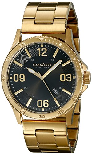 Caravelle New York Men's 44B104 Analog...
